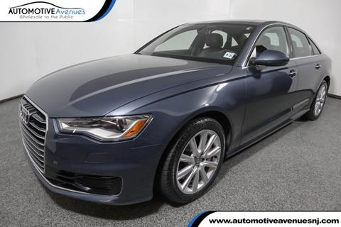 2016 Audi A6 for sale in Wall Township, NJ