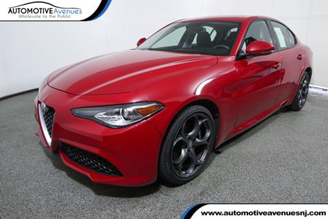 2017 Alfa Romeo Giulia for sale in Wall Township, NJ