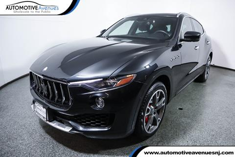 2017 Maserati Levante for sale in Wall Township, NJ