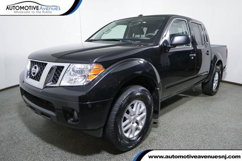 2017 Nissan Frontier for sale in Wall Township, NJ