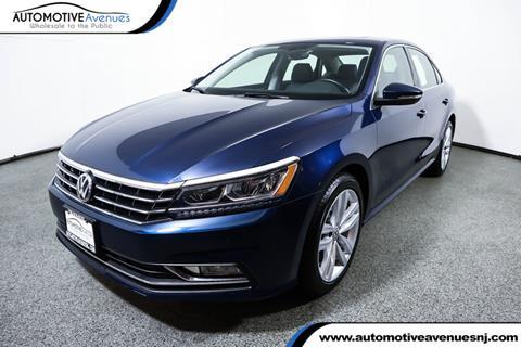 2018 Volkswagen Passat for sale in Wall Township, NJ