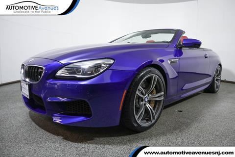 2016 BMW M6 for sale in Wall Township, NJ
