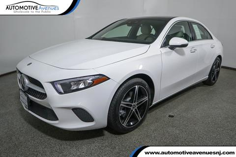 2019 Mercedes-Benz A-Class for sale in Wall Township, NJ