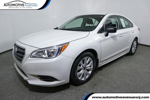 2017 Subaru Legacy for sale in Wall Township, NJ
