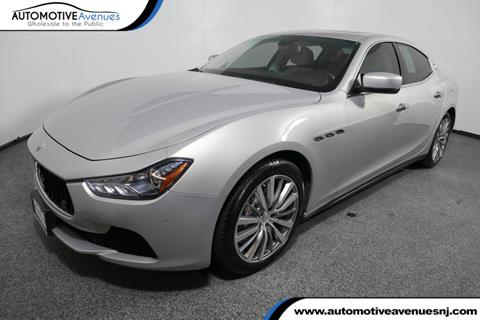 2014 Maserati Ghibli for sale in Wall Township, NJ