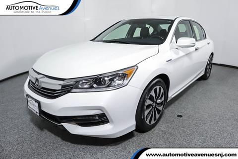 2017 Honda Accord Hybrid for sale in Wall Township, NJ
