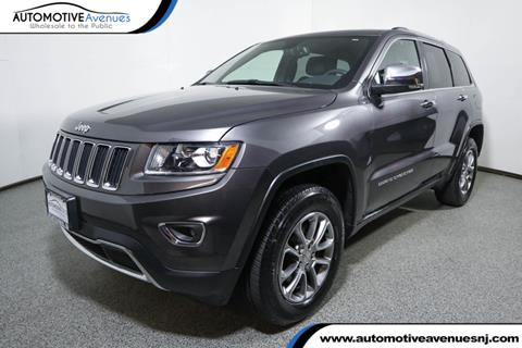 2016 Jeep Grand Cherokee for sale in Wall Township, NJ