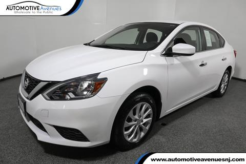 2018 Nissan Sentra for sale in Wall Township, NJ
