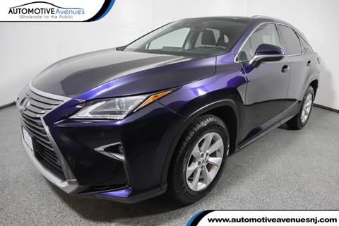 2017 Lexus RX 350 for sale in Wall Township, NJ