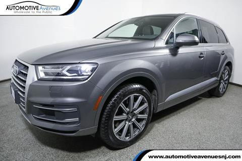2017 Audi Q7 for sale in Wall Township, NJ