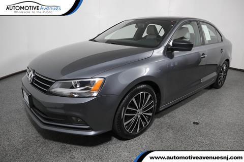 2016 Volkswagen Jetta for sale in Wall Township, NJ