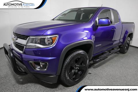 2016 Chevrolet Colorado for sale in Wall Township, NJ