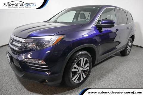 2016 Honda Pilot for sale in Wall Township, NJ