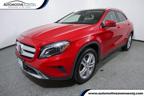 2017 Mercedes-Benz GLA for sale in Wall Township, NJ