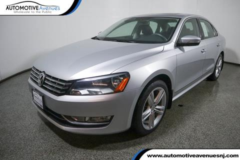 2014 Volkswagen Passat for sale in Wall Township, NJ