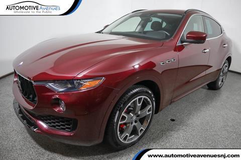 2017 Maserati Levante for sale in Wall Township, NJ