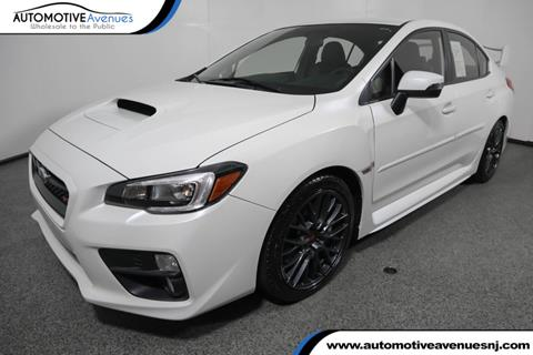 2017 Subaru WRX for sale in Wall Township, NJ