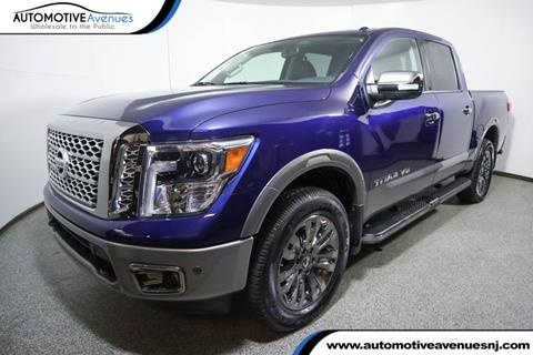 2019 Nissan Titan for sale in Wall Township, NJ