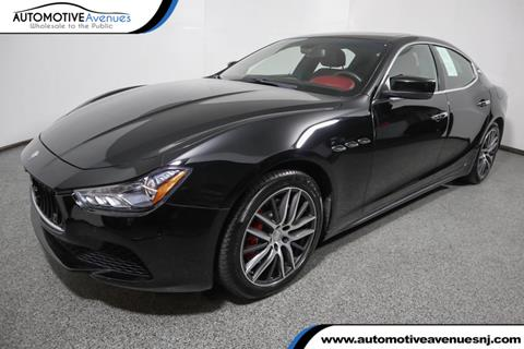 2015 Maserati Ghibli for sale in Wall Township, NJ