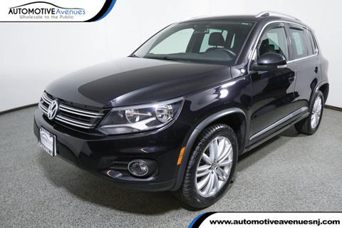 2016 Volkswagen Tiguan for sale in Wall Township, NJ