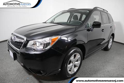 2016 Subaru Forester for sale in Wall Township, NJ