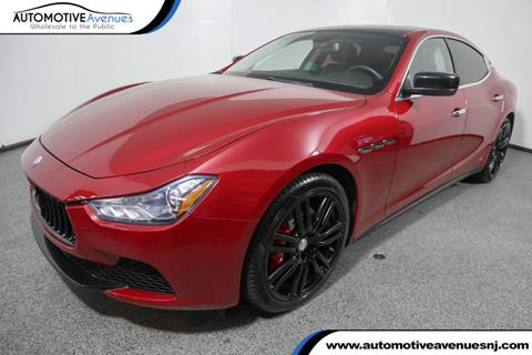 2016 Maserati Ghibli for sale in Wall Township, NJ