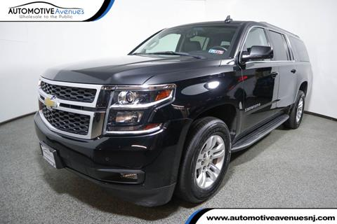 2016 Chevrolet Suburban for sale in Wall Township, NJ