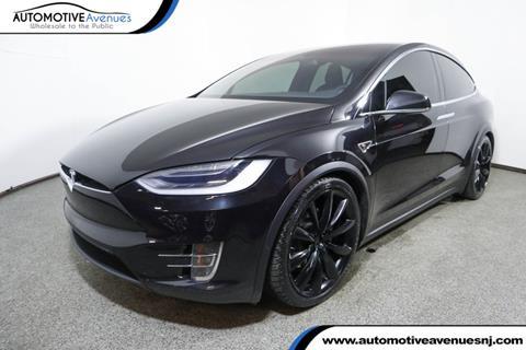 2016 Tesla Model X for sale in Wall Township, NJ