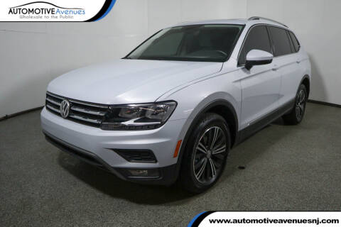2018 Volkswagen Tiguan for sale in Wall Township, NJ