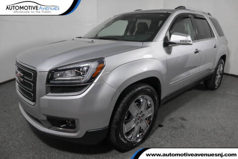 2017 GMC Acadia Limited for sale in Wall Township, NJ
