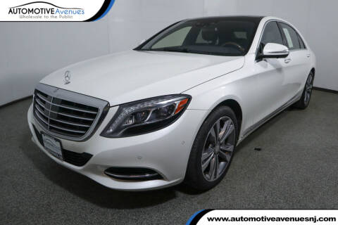 2016 Mercedes-Benz S-Class for sale in Wall Township, NJ
