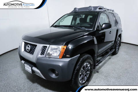 2015 Nissan Xterra for sale at Automotive Avenues LLC in Wall Township NJ
