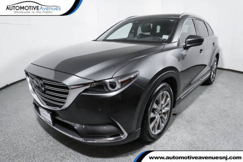 2018 Mazda CX-9 Grand Touring for sale at Automotive Avenues LLC in Wall Township NJ