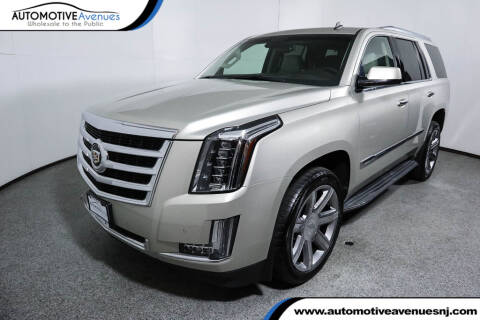 2015 Cadillac Escalade Luxury for sale at Automotive Avenues LLC in Wall Township NJ