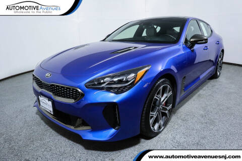 2018 Kia Stinger for sale at Automotive Avenues LLC in Wall Township NJ