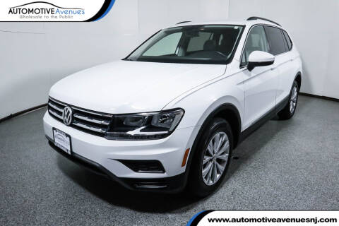 2018 Volkswagen Tiguan for sale at Automotive Avenues LLC in Wall Township NJ