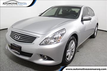 2015 Infiniti Q40 for sale in Wall Township, NJ