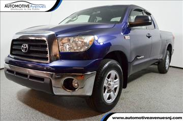 2007 Toyota Tundra for sale in Wall Township, NJ