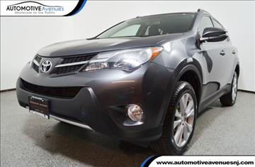 2013 Toyota RAV4 for sale in Wall Township, NJ