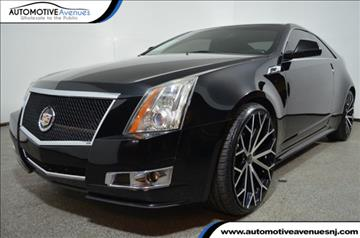 2011 Cadillac CTS for sale in Wall Township, NJ
