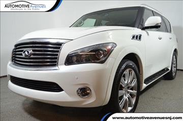 2012 Infiniti QX56 for sale in Wall Township, NJ