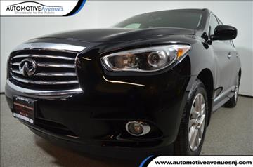 2013 Infiniti JX35 for sale in Wall Township, NJ