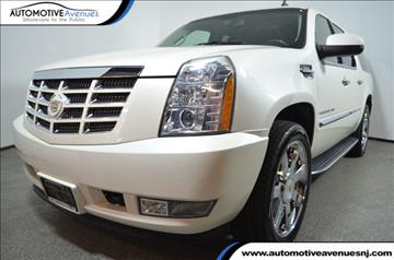 2013 Cadillac Escalade ESV for sale in Wall Township, NJ