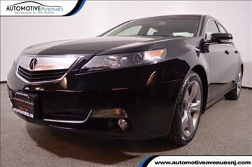 2013 Acura TL for sale in Wall Township, NJ