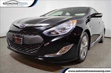 2013 Hyundai Sonata Hybrid for sale in Wall Township, NJ