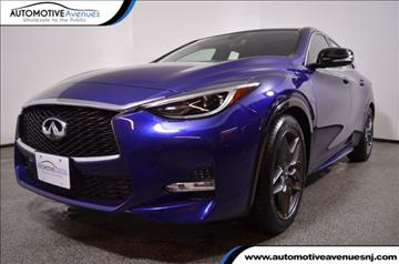 2017 Infiniti QX30 for sale in Wall Township, NJ