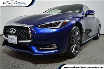 2017 Infiniti Q60 for sale in Wall Township, NJ