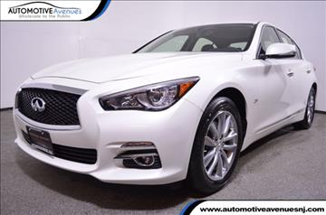 2016 Infiniti Q50 for sale in Wall Township, NJ