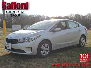 2017 Kia Forte for sale in Fredericksburg, VA