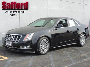 2012 Cadillac CTS for sale in Fredericksburg, VA